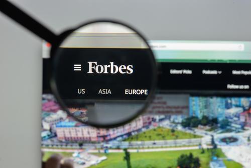 Forbes partners with blockchain publishing platform, Civil